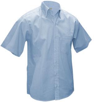 77d5518172e41 Blue bordados. Playeras Polo. Camisa azul
